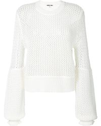McQ - Knitted Jumper - Lyst