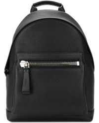 Tom Ford - Classic Leather Backpack - Lyst