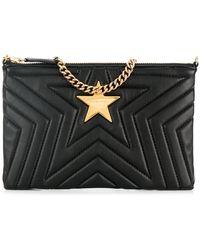 Stella McCartney - Stella Star Clutch Bag - Lyst