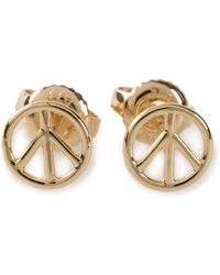 Aurelie Bidermann - Peace Earrings - Lyst