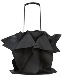 132 5. Issey Miyake - Lustre Small Standard Tote - Lyst