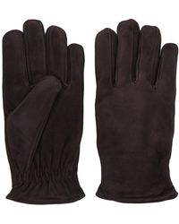 Lardini - Classic Fitted Gloves - Lyst