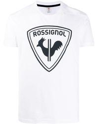 Rossignol Logo T-shirt - White