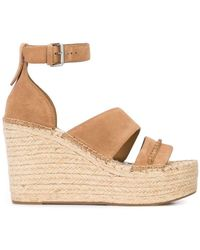 Dolce Vita - Simi Wedge Sandals - Lyst