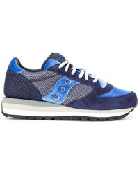 Saucony - Lace Up Trainers - Lyst