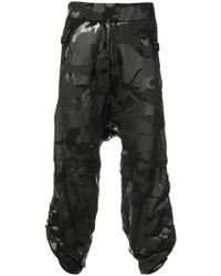 Mostly Heard Rarely Seen - Camouflage Crank Trousers - Lyst