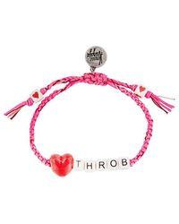 Venessa Arizaga - 'heart Throb' Bracelet - Lyst