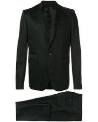 Les Hommes - Two Piece Formal Suit - Lyst