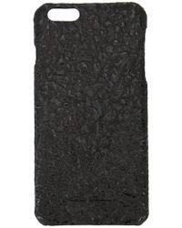 Rick Owens - Textured Iphone 6 Case - Lyst