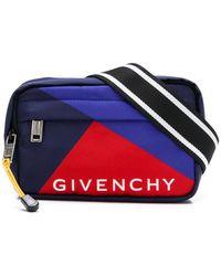 Givenchy - Logo Bum Bag - Lyst