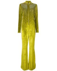 Bottega Veneta - Embellished Boilersuit - Lyst