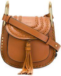 Chloé - Hudson Leather Shoulder Bag - Lyst