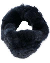 Yves Salomon - Fur Headband - Lyst