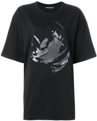 Y. Project - Oversized Printed T-shirt - Lyst