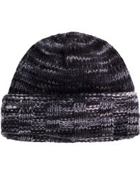 The Elder Statesman - Classic Knitted Beanie Hat - Lyst