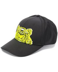 KENZO - Tiger Motif Baseball Cap - Lyst