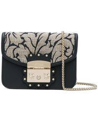 Furla - Mini Metropolis Arabesque Cross Body Bag - Lyst
