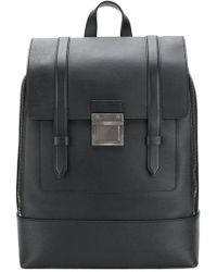 Versace | Micro-paglia Backpack | Lyst