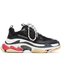 Balenciaga - Chunky Soled Sneakers - Lyst