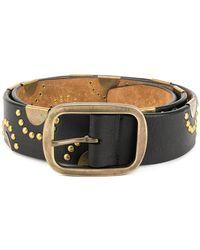DSquared² - Classic Studded Belt - Lyst