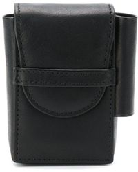 Ann Demeulemeester - Folder Top Coin Purse - Lyst