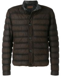 Tod's - Padded Jacket - Lyst