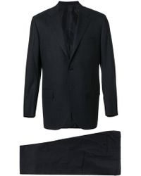 Kiton - Straight-fit Suit - Lyst