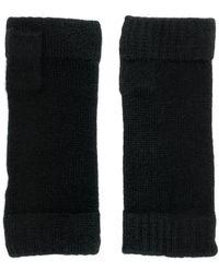 N.Peal Cashmere - Fingerlose Handschuhe - Lyst