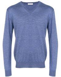 Cruciani | V-neck Sweater | Lyst