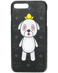 MCM - Dog Print Iphone 8 Plus Case - Lyst
