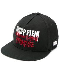 00d4f414c8 Philipp Plein Glory -2 Cap in Black for Men - Lyst