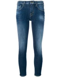 Jacob Cohen | Kimberly Cropped Skinny Jeans | Lyst