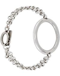 Isabel Marant - Double-chain Bracelet - Lyst