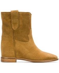 Twin Set - Ankle Length Boots - Lyst