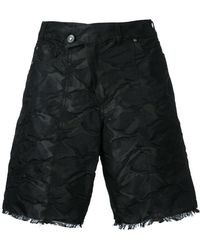 A.F.Vandevorst - Crumpled Shorts - Lyst
