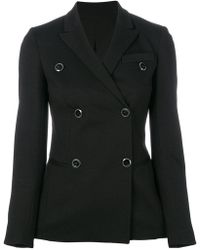 Dondup | Double Breasted Blazer | Lyst