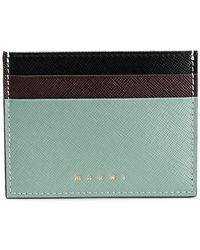 Marni - Slim Card Holder - Lyst