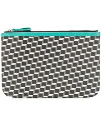 Pierre Hardy - Printed Zipped Pouch - Lyst