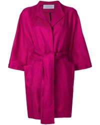 Gianluca Capannolo - Belted Jane Coat - Lyst