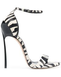 Casadei - Techno Blade Pumps - Lyst