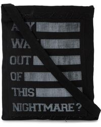 Raf Simons - Any Way Out Shoulder Bag - Lyst