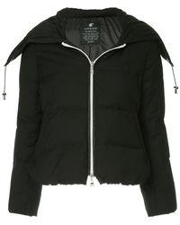 Loveless - Zipped Padded Jacket - Lyst