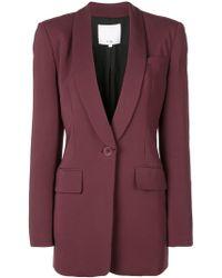 Tibi - Oversized Tuxedo Jacket - Lyst