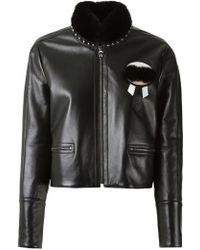Fendi - 'karlito' Jacket - Lyst