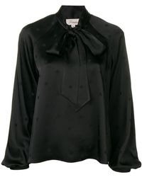 Temperley London - Betty Pussy Bow Blouse - Lyst
