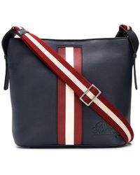 Bally - Racer Stripe Tote - Lyst