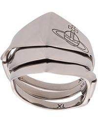 Vivienne Westwood - Knuckleduster Ring - Lyst
