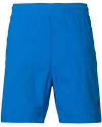 AMI - Classic Swim Shorts - Lyst