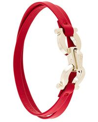 Ferragamo - Gancio Bracelet - Lyst