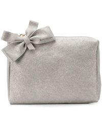 L'Autre Chose - Bow Embellished Clutch Bag - Lyst